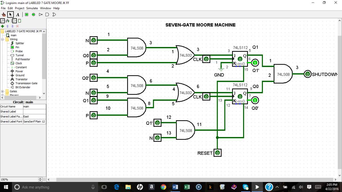 Designing A Finite State Machine For Gas Pump Controller Kl Logic Diagram Karnaugh Map Craft Website And Blog